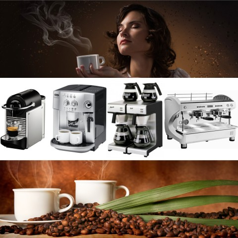 business coffee solutions by Mostra Di Cafe